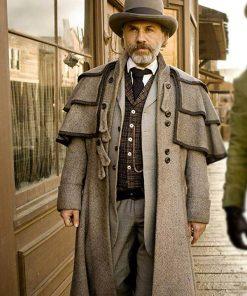 Christoph-Waltz-Django-Unchained-Duster-Wool-Coat