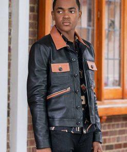 Michael Rainey Jr Leather Jacket
